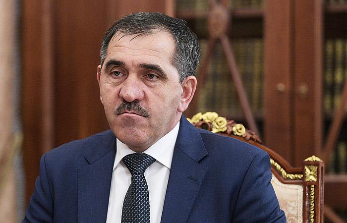 Евкуров заявил о давлении на депутатов перед голосованием по вопросу границы с Чечней