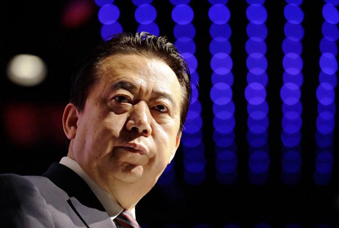 Пекин назвал причины задержания экс-главы Интерпола