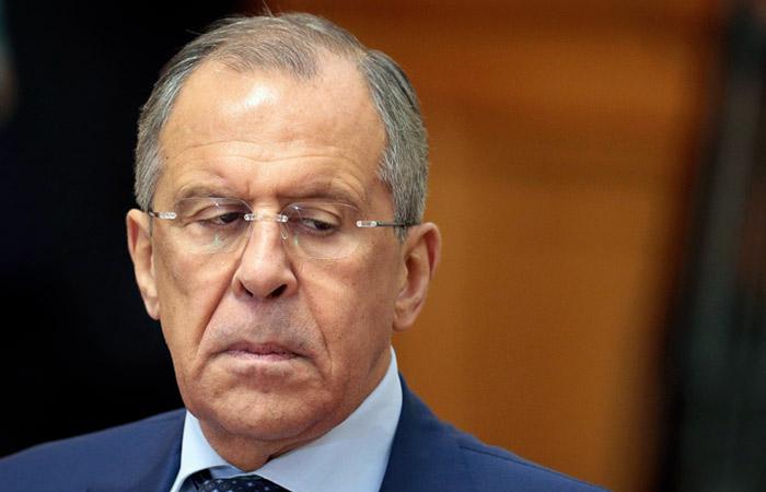 Лавров назвал рутинной поездку высланных из Нидерландов россиян