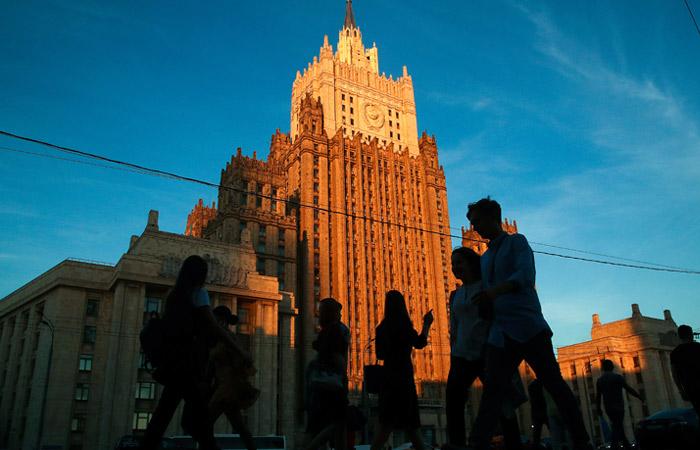 МИД РФ объяснил предназначение оборудования, изъятого у россиян в Нидерландах