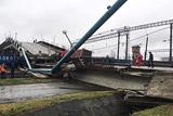 Сотрудник РЖД чудом избежал гибели под завалами рухнувшего в Приамурье моста