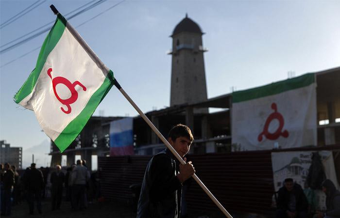 Голосование в Ингушетии по вопросу о границе с Чечней сорвалось из-за отсутствия кворума