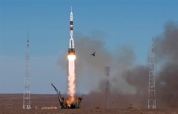 """На ракете """"Союз"""" после запуска аварийно отключились двигатели второй ступени"""