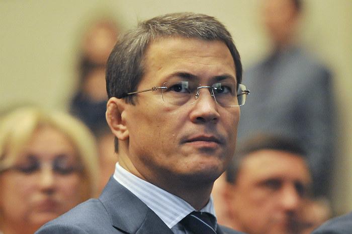 Хабиров назначен врио главы Башкирии, Старовойт - врио губернатора Курской области