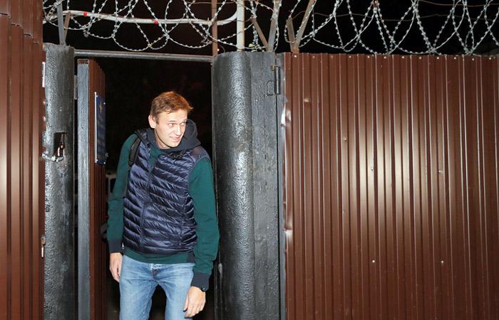 Навальному не стали предъявлять обвинений по делу о клевете