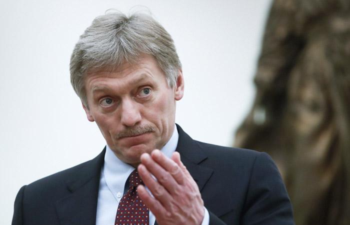 Песков переадресовал Жириновскому вопрос о системах ЗРК С-700