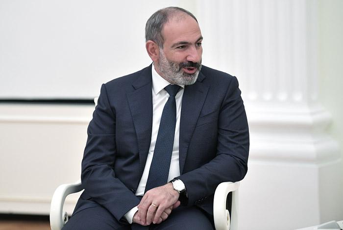 Пашинян подал вотставку