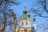 Порошенко решил передать Константинополю Андреевскую церковь в Киеве