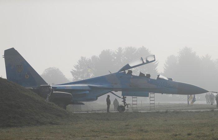 ВВС США подтвердили вовлеченность своего военного в инцидент с Су-27 на Украине