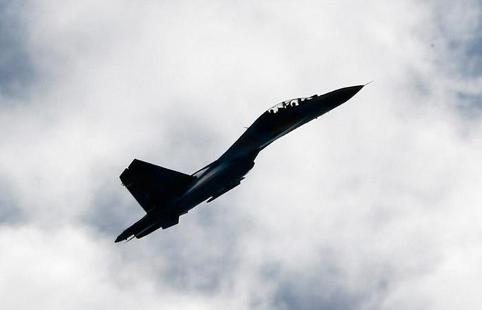В результате крушения Су-27 на Украине погибли украинский и американский пилоты