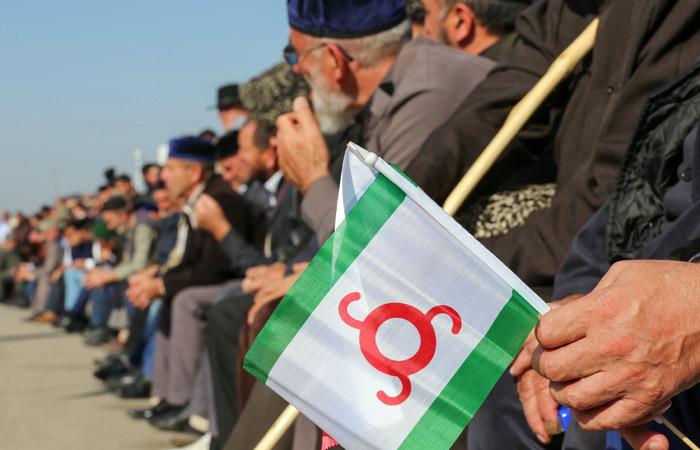 Соглашение о границе между Ингушетией и Чечней вступило в силу