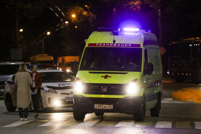 Пятеро из пострадавших в Керчи в коме