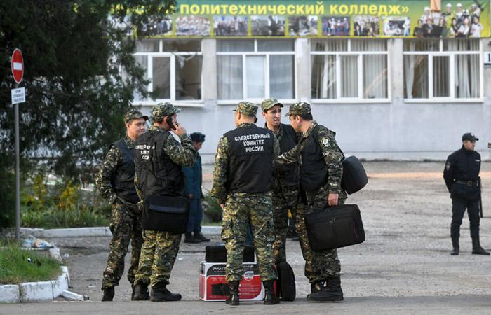 Источник сообщил об увлечении керченского стрелка химией и страйкболом