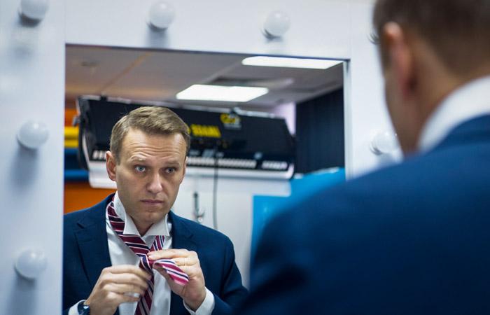 Навальный предложил главе Росгвардии провести теледебаты