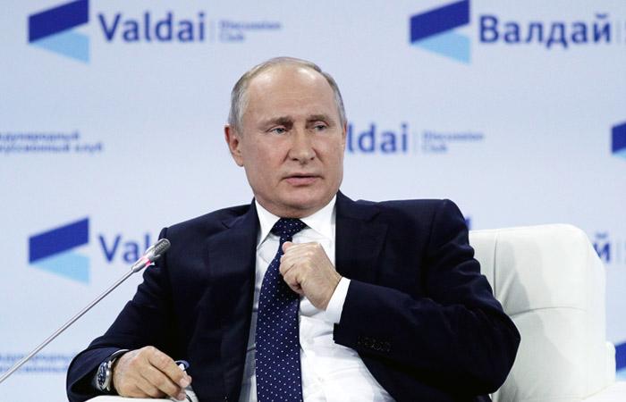 Объявление В. Путина наВалдае считаю признаком слабости, ноне силы— Политолог Яхно