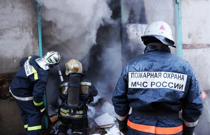 Взрыв произошел на пиротехническом заводе в Ленобласти