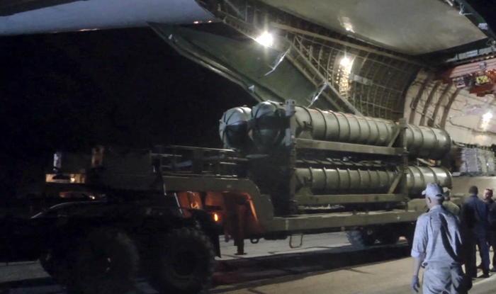 Россия поставила Сирии три дивизиона С-300ПМ-2