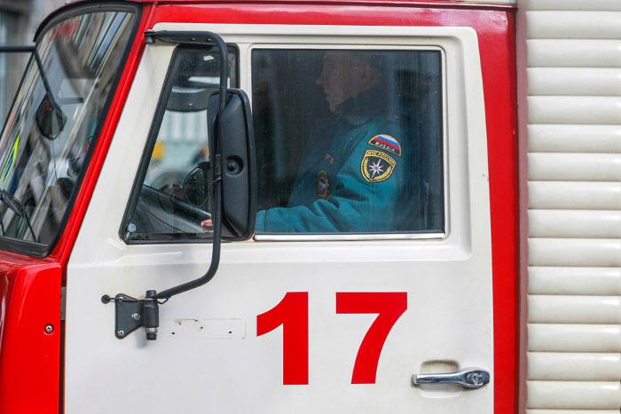 "Завод ""Электроцинк"" загорелся во Владикавказе"