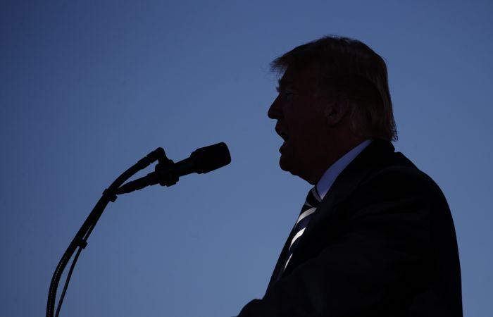 Трамп заявил, что США будут наращивать ядерный арсенал для оказания давления на РФ и КНР