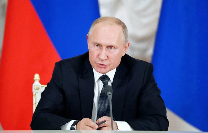 Путин подписал указ об экономических санкциях против Украины