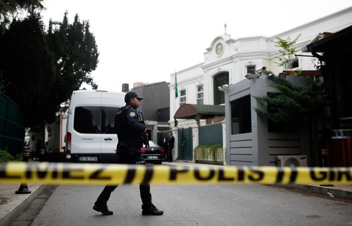 Турецкий политик объявил об обнаружении останков Хашкаджи