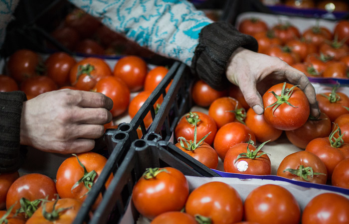В Сочи к вечеру доставят 50 тонн продуктов из-за ажиотажа в магазинах