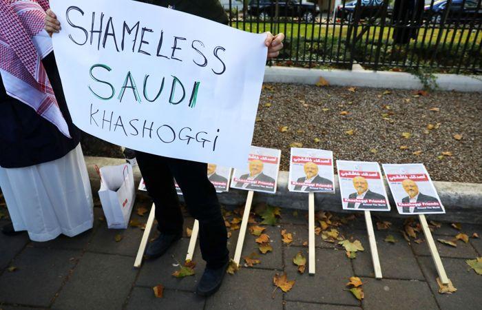 СМИ сообщили, что в Великобритании знали о готовящемся похищении Хашкаджи