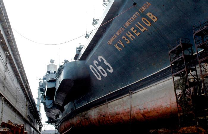 Глава ОСК оценил затраты в случае решения поднять затонувший в Мурманске плавдок