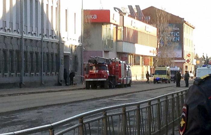 Взрыв в здании ФСБ в Архангельске устроил 17-летний местный житель
