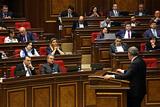 Парламент Армении распущен