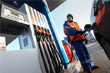 Биржевые цены на топливо в РФ резко рухнули
