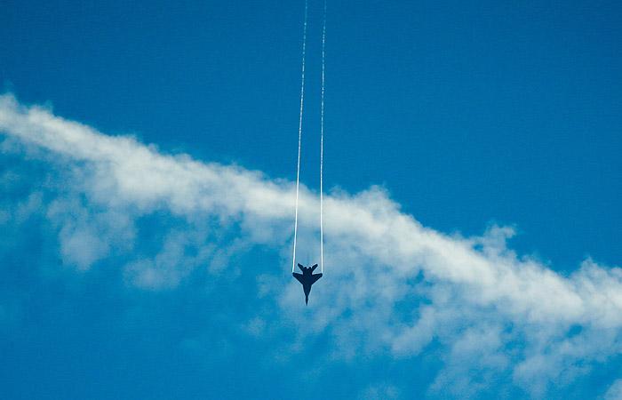 МиГ-29 потерпел крушение в Египте