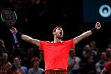 Российский теннисист Карен Хачанов выиграл турнир в Париже