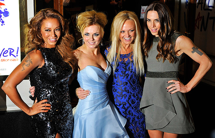 Группа Spice Girls воссоединились ради нового тура по Великобритании