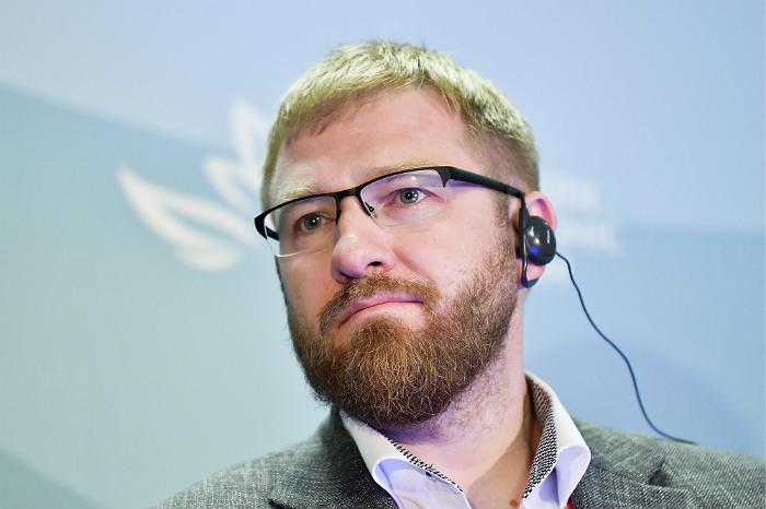Власти США задержали русского  корреспондента
