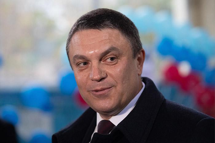 Леонид Пасечник победил на выборах главы ЛНР