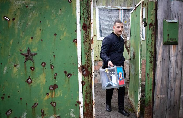В ДНР и ЛНР обработали более 95% бюллетеней на выборах глав республик