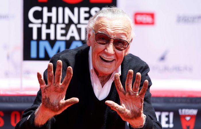 Умер автор комиксов Marvel Стэн Ли