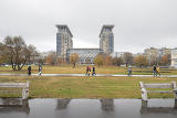 Атмосферное давление в Москве побило рекорд 25-летней давности