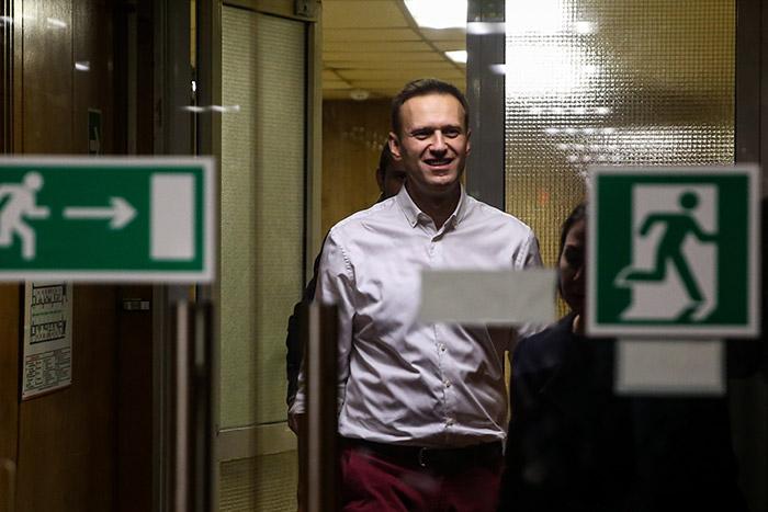 Навального не выпустили за границу на заседание ЕСПЧ по его иску