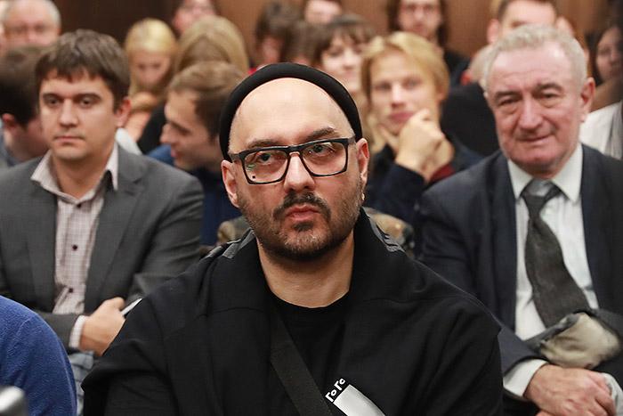 Серебренников заявил, что на некоторых зарплатных ведомостях стоит не его подпись