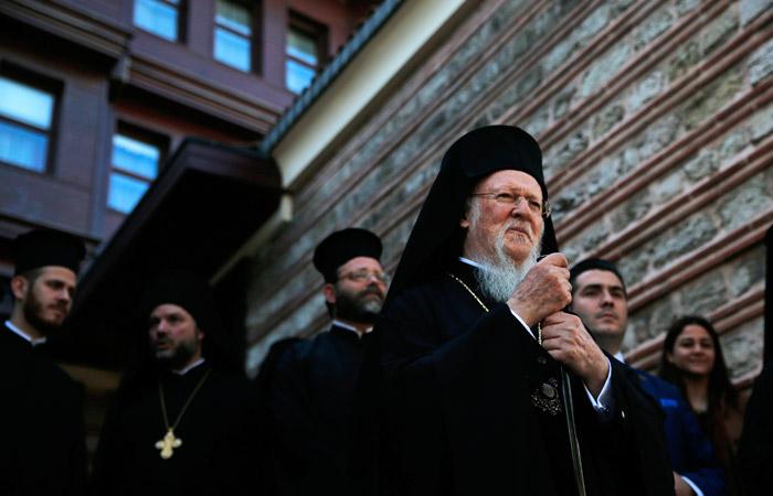 УПЦ МП прекратила литургическое общение с Константинопольским патриархатом