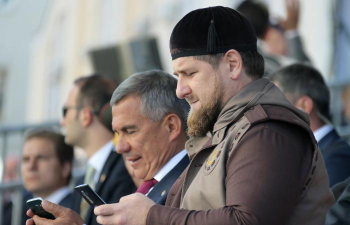 Instagram восстановил аккаунт Рамзана Кадырова