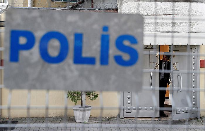 Турецкий министр озвучил версию вывоза останков Хашкаджи из Стамбула