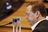 Медведев провел на полях саммита АТЭС краткую встречу с вице-президентом США