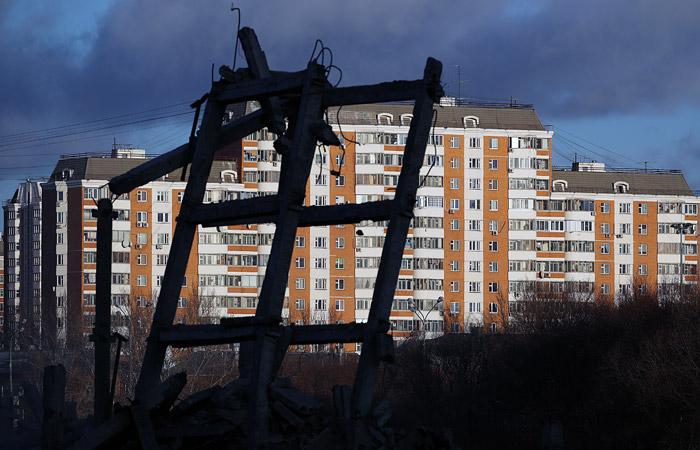 В Москве завершен снос Ховринской больницы