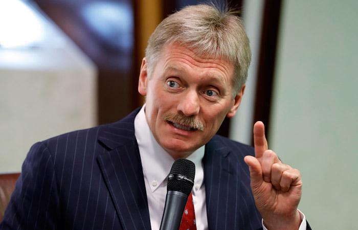 Кремль впервые прокомментировал инцидент в Керченском проливе