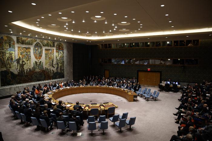РФ запросила провести срочное заседание СБ ООН по ситуации в Азовском море