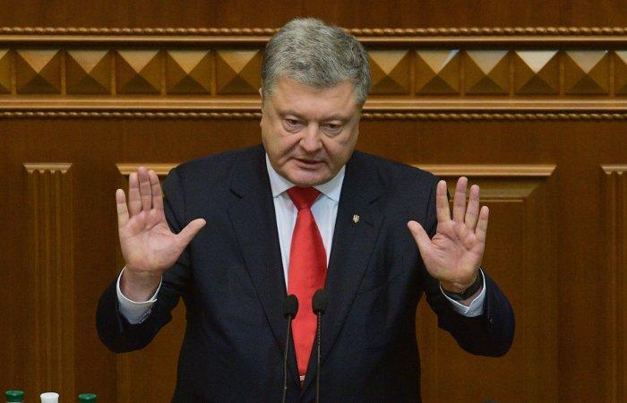 Президент Украины заявил об угрозе полномасштабной войны с РФ