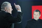 Хинштейн потребовал от Жириновского 10 млн руб. из-за ссоры в эфире у Соловьева